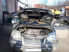 Nissan X-Trail Turbo
